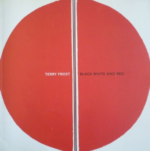 Terry Frost Black White Red by Mel Gooding